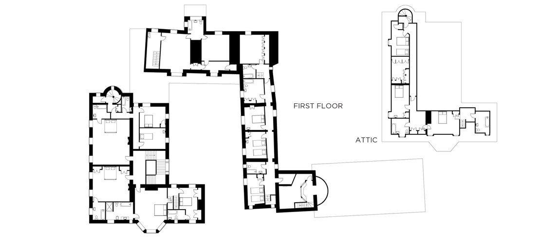 Cornwell Manor Estate Luxury Cotswold Rentals Luxury