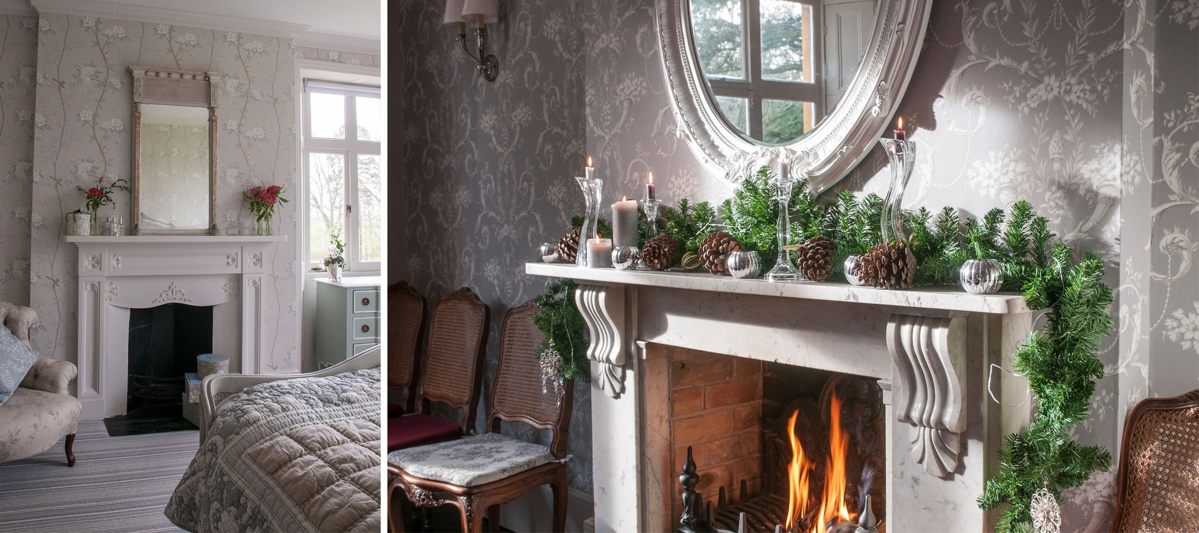 old-rectory-broadway-christmas-fire