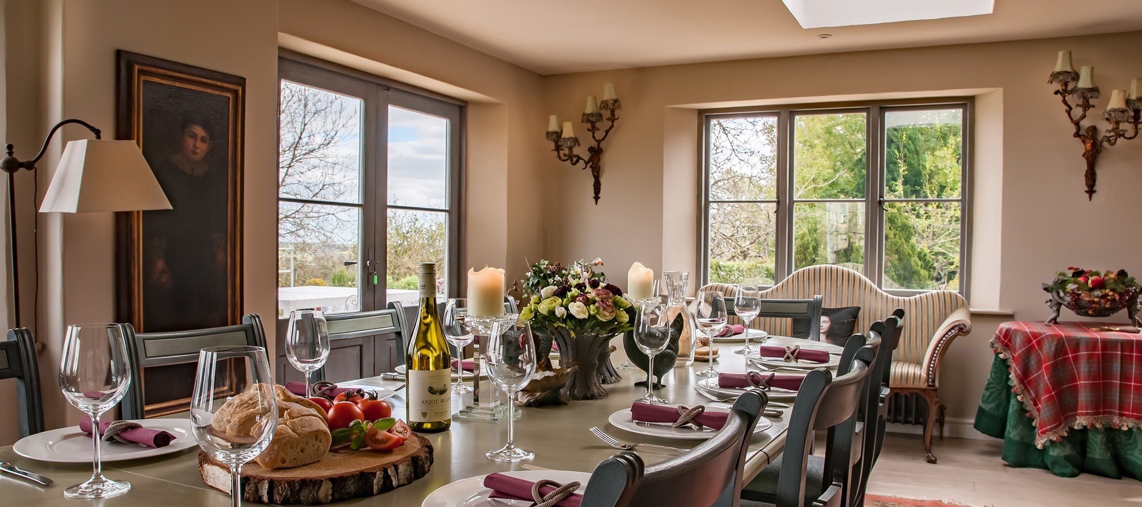 Sixpenny Cottage Luxury Cotswold Rentals Luxury