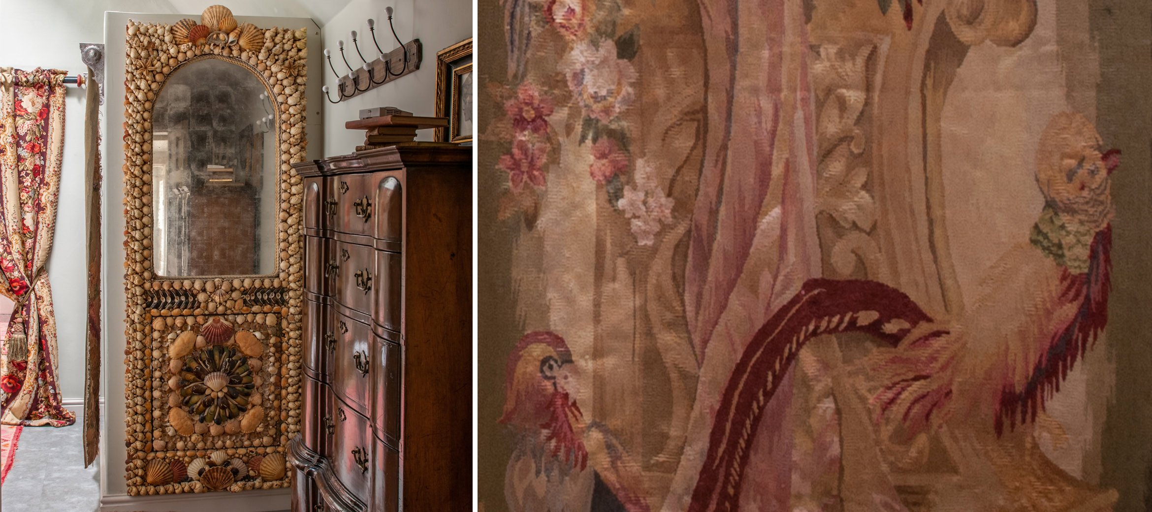 sixpenny-cotswold-cottage-shell-mirror-tapestry