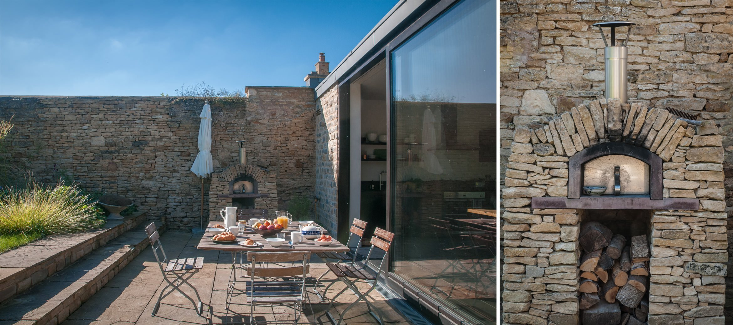 luxury-kingham-cotswold-cottage-pizza-oven