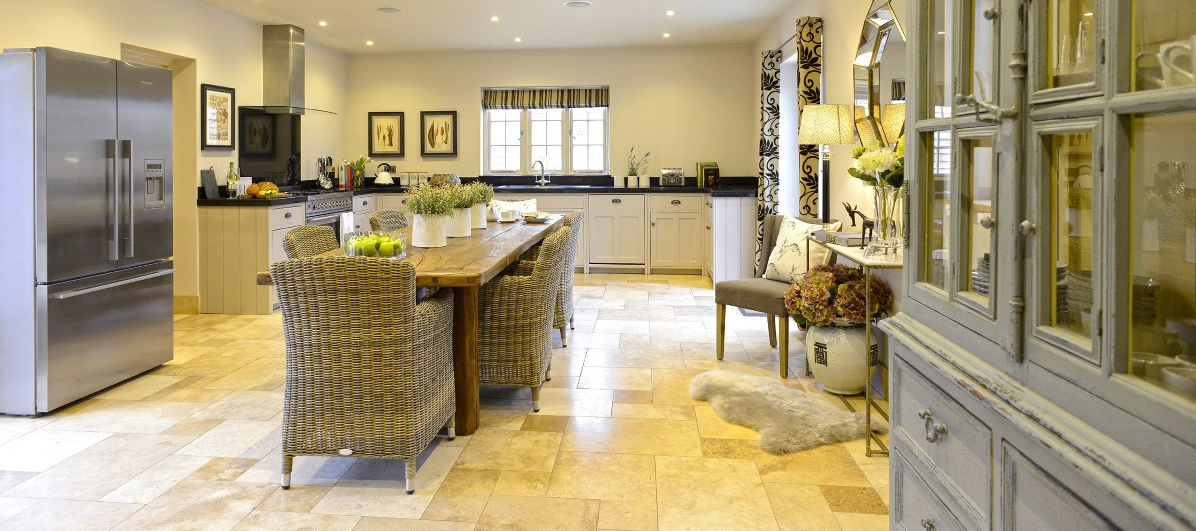 the-laurels-draycott-kitchen-dining-room