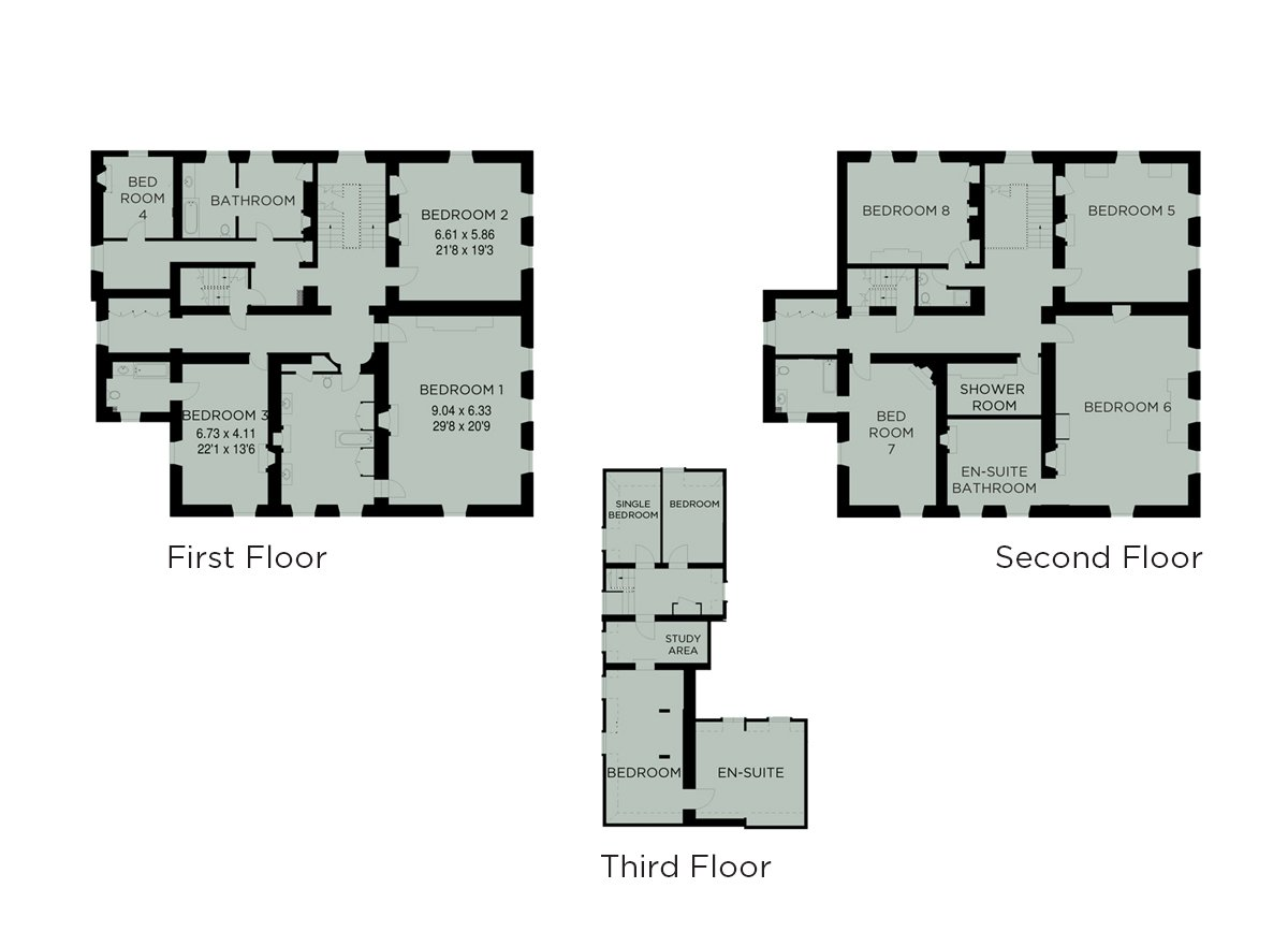 View the floorplan of Langley Park