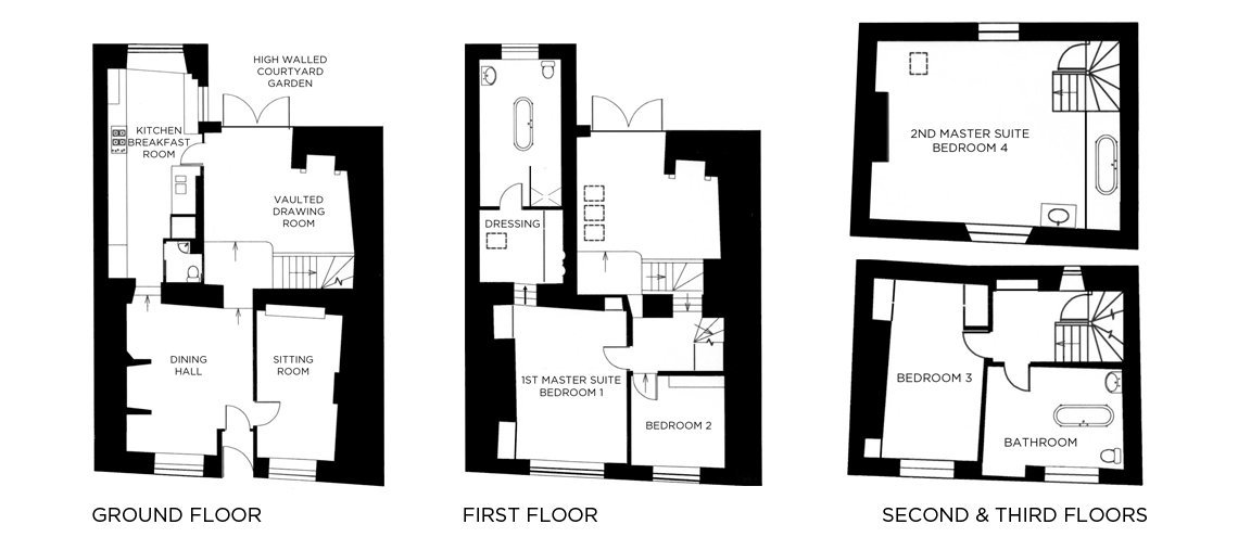 View the floorplan of The Old Surgery