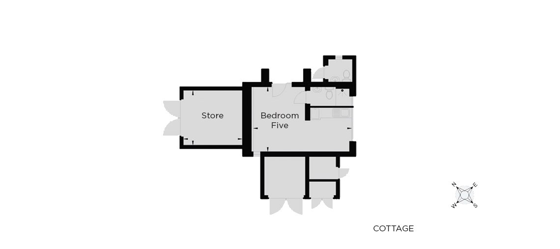View the floorplan of The Old Rectory Broadway