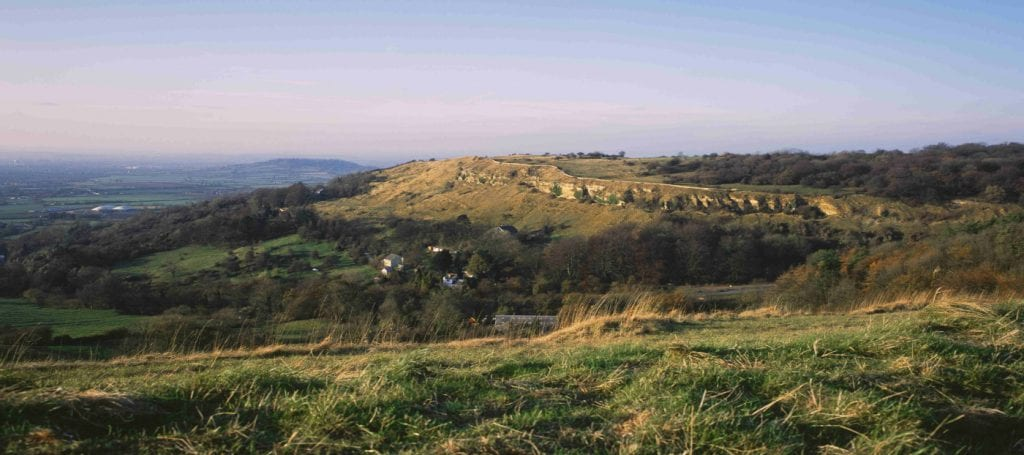 Crickley Hill View