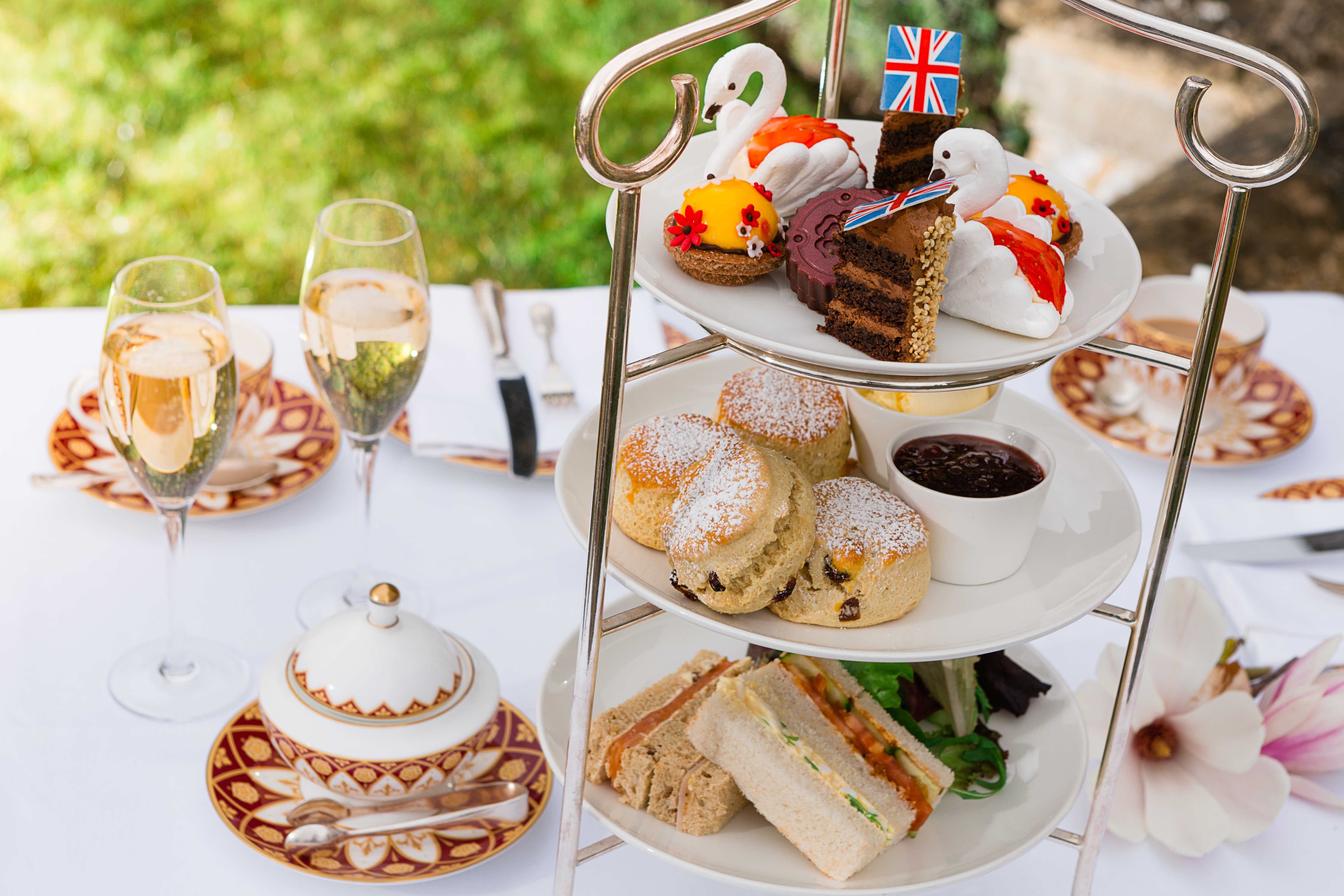 Cotswolds Afternoon Tea