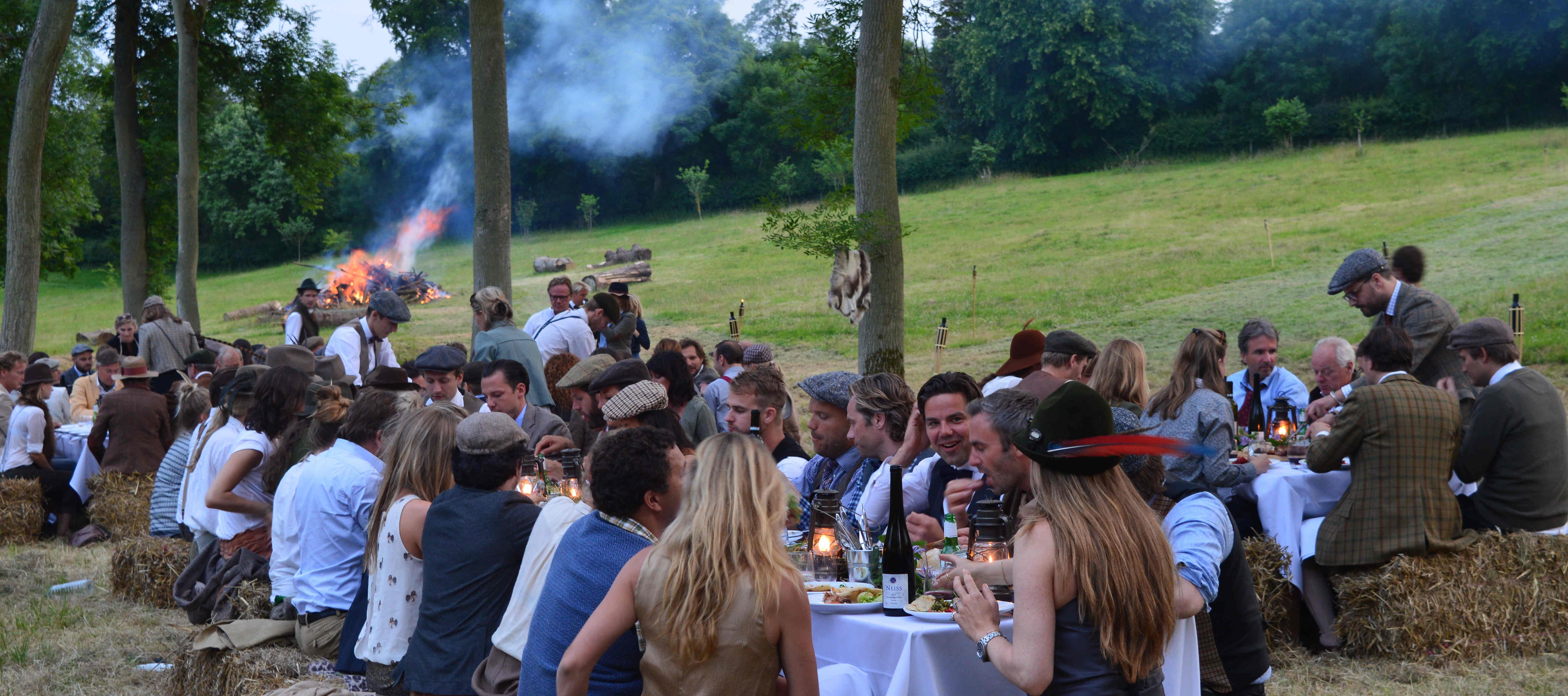 Cornwell-Manor-field-supper