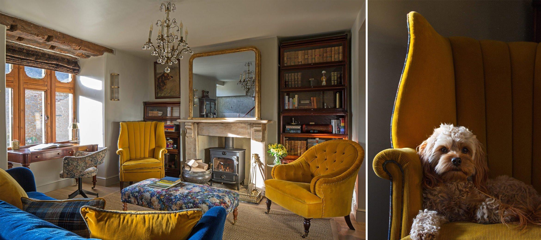 luxury-kingham-cottage-sitting-room-dog