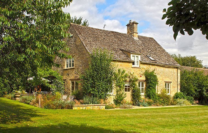 Bookers cottage bruern luxury cotswold rentals luxury for Luxury holiday rentals uk